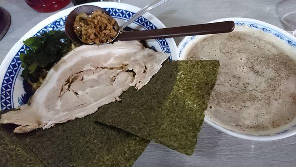 「つけ麺(880円)」@麺や てつの写真