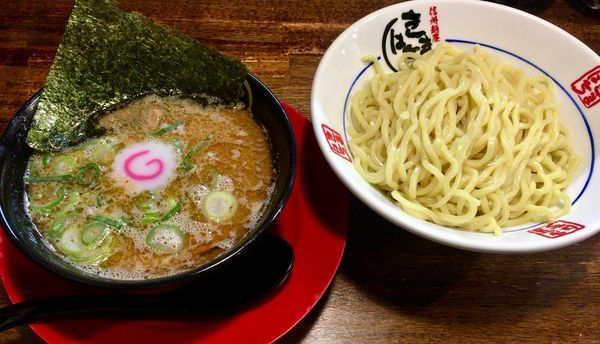 「つけ麺」@信州麺屋 きまはち商店の写真