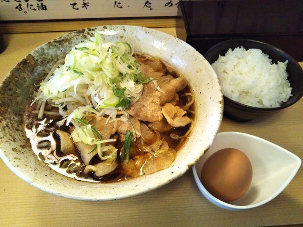 「旨辛ラーメン(茶)」@麺や きたじまの写真