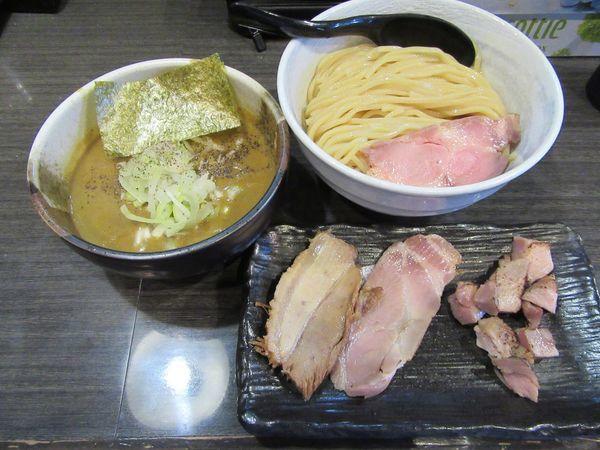 「カレーつけ麺中盛(950円)+肉増し250円」@つけ麺 陽の写真