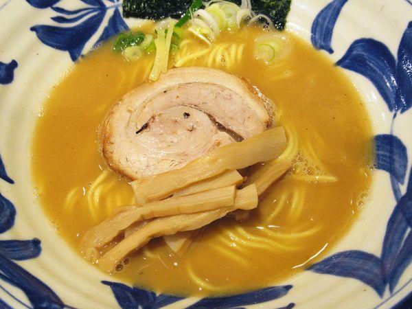 「らーめん(780円)」@麺屋ぬかじの写真