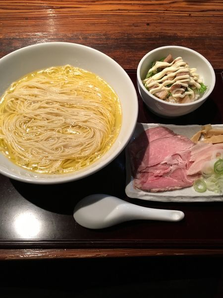 「アイモらーめん大盛り チャーマヨ丼」@ふかや女子流 アイモの写真