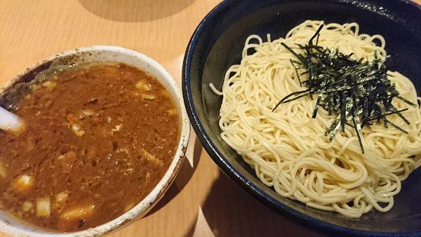 「和風カレーつけ麺(960円)」@秋田ラーメン はまの写真
