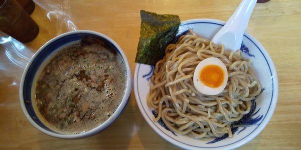「つけめん 中」@らー麺Chopの写真
