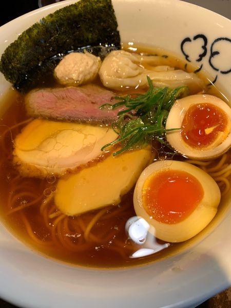 「特製鶏の醤油1100円」@鶏喰~TRICK~の写真