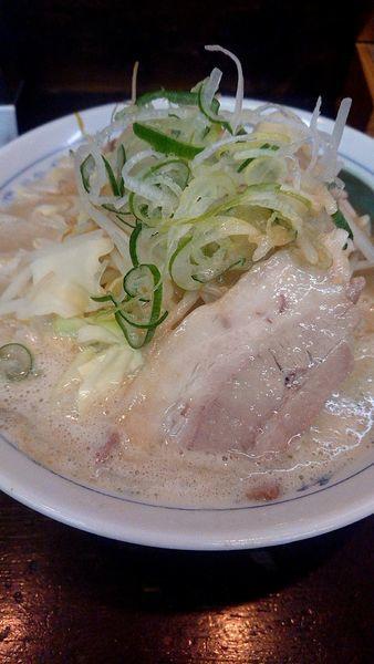 「豚塩ラーメン」@大勝軒 本庄店の写真
