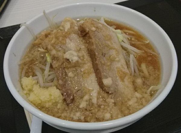 「豚煮干し」@つけめん TETSU ららぽーと新三郷店の写真