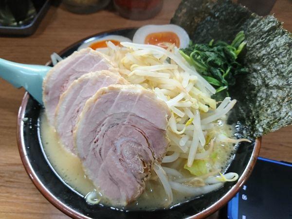 「玉学ラーメン醤油 ¥880」@玉学家の写真