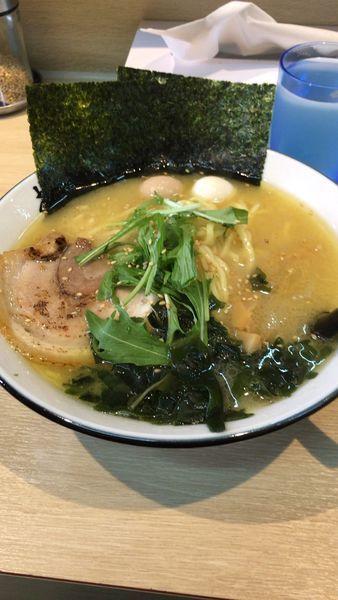「塩ラーメン」@らぁ麺処 寿の写真