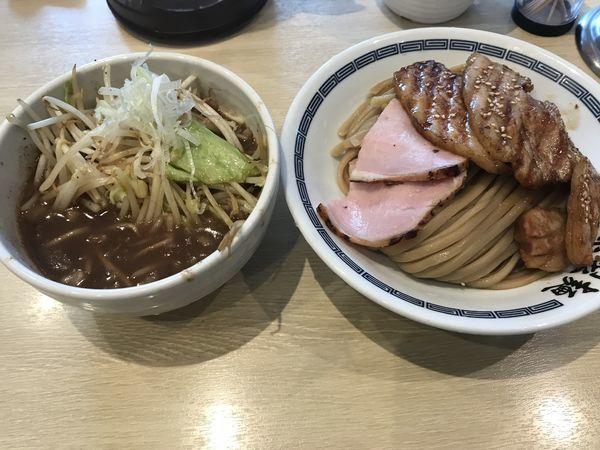 「心の味郎つけ麺」@心の味製麺の写真