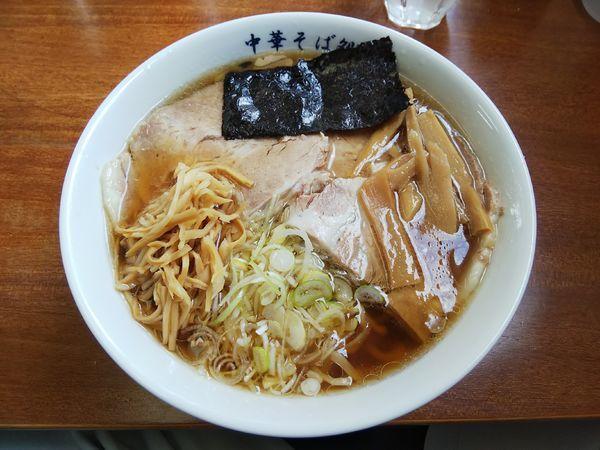 「チャーシュー麺(¥860)」@中華そば処 琴壱の写真