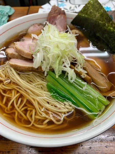 「特製らーめん980円、麺の大盛り100円」@らぁめん 夢の写真