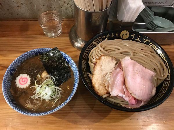 「つけ味玉(特)」@中華蕎麦うゑずの写真