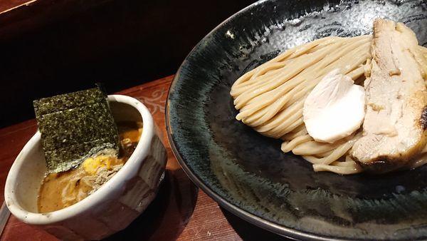 「つけ麺大盛 950円」@つけ麺 繁田の写真
