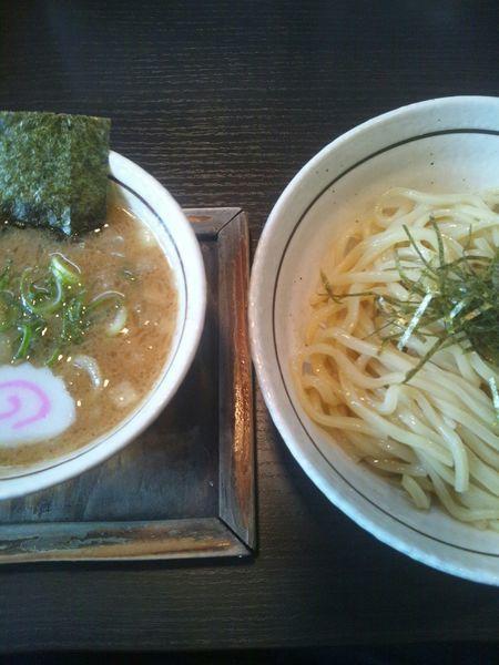 「つけめん(味玉付き)」@麺の坊 晴ればれの写真
