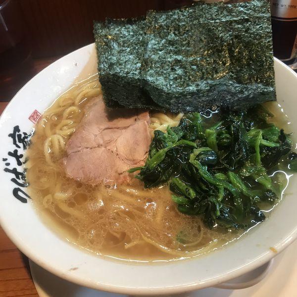 「ラーメン」@横浜家系ラーメン つばさ家 立川店の写真