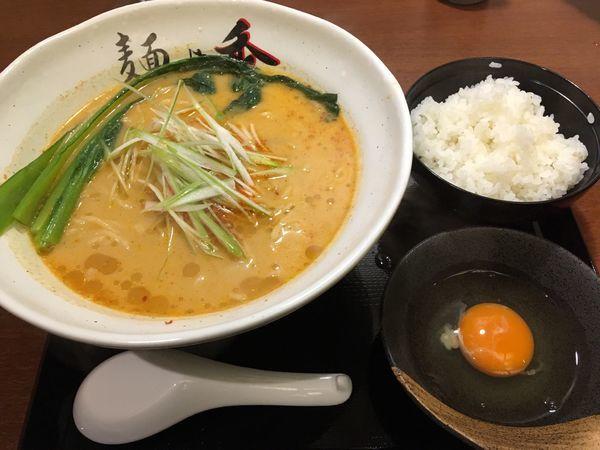 「担々麺」@麺や秀の写真