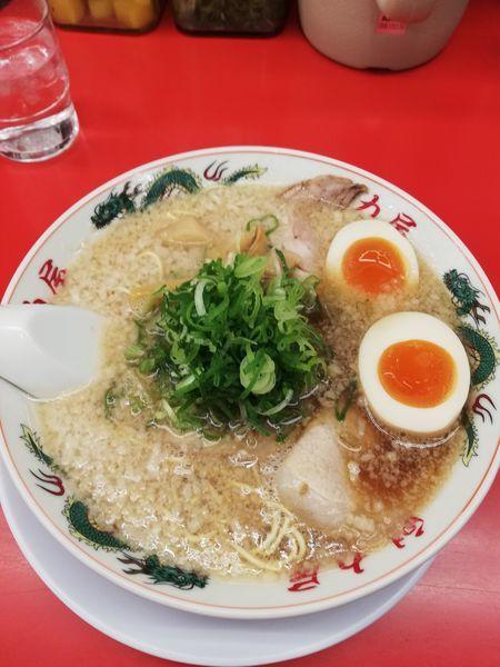 「特製醤油味玉ラーメン(750円)」@ラーメン魁力屋 東千葉店の写真