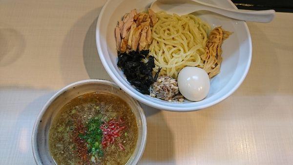 「塩つけ麺」@桜台らぁ麺 美志満の写真