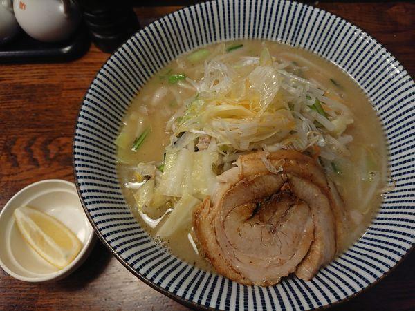 「タンメン」@麺屋まるはなの写真