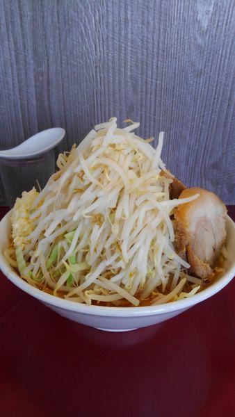 「大味噌らーめん(ヤサイ.ニンニク)」@ジラフの写真