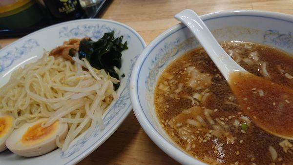 「つけ麺」@ぎょうざの満州 坂戸駅店の写真