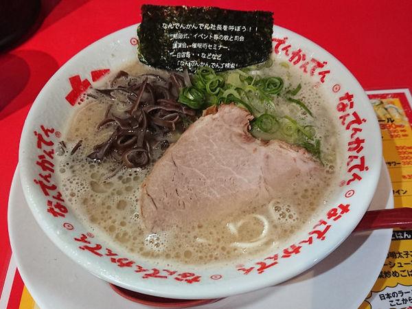 「ラーメン」@なんでんかんでん 高円寺復活店の写真