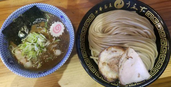 「つけ麺並」@中華蕎麦うゑずの写真