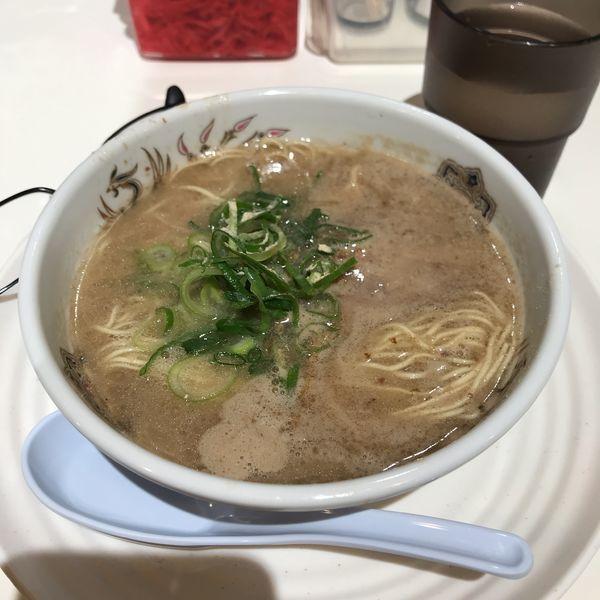 「ミニラーメン」@八ちゃんラーメン ラーメン博物館店の写真
