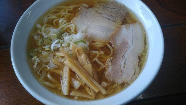 「ゴールデン醤油 650円」@あじ庵食堂の写真