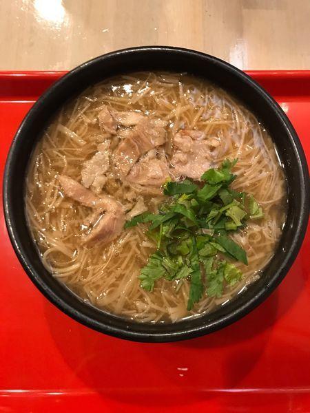 「麺線 650円」@台湾麺線の写真