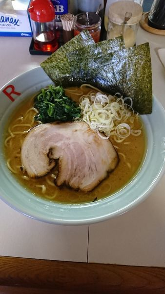 「ラーメン大  950円」@らーめんRの写真
