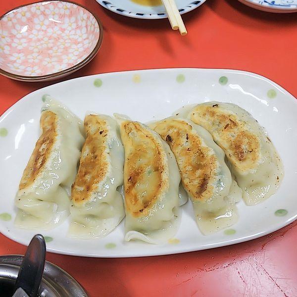 「焼き餃子」@上海亭の写真