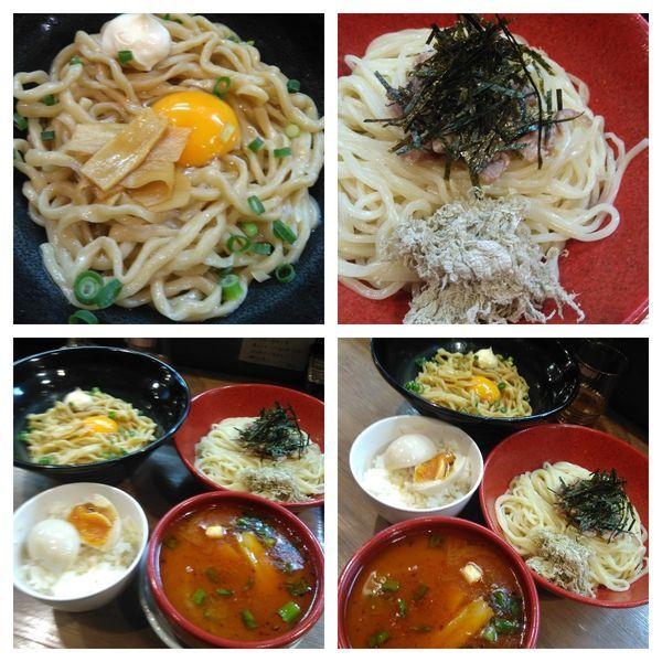 「辛味噌つけ麺〜」@麺家 Shumen Doushiの写真