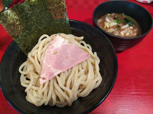 「極太ネオつけ麺 大盛り:無料」@横浜家系ラーメン 喬の写真