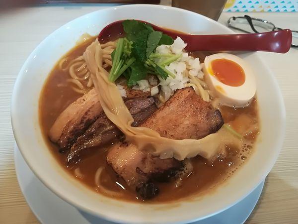 「4/7 味噌ラーメン大盛り980円」@麺場 風天の写真