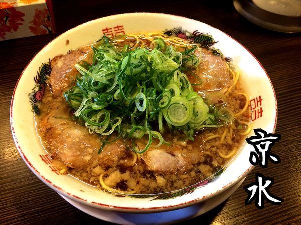 「らぁめん¥500」@麺や京水の写真