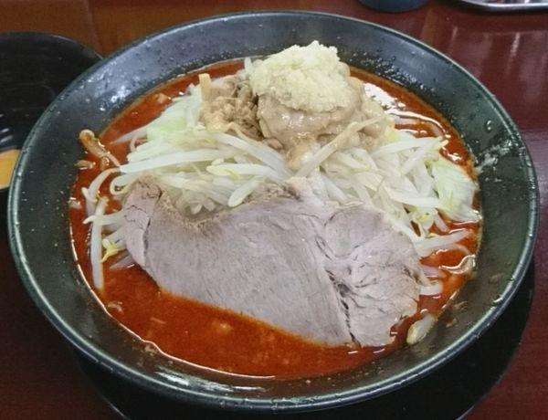 「魚火麺」@僕との麺の写真