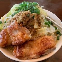 自家製麺 鶏八朗の写真