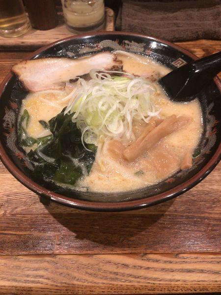「札幌味噌ラーメン 780円」@北海道らーめん ひむろ 松戸駅前店の写真