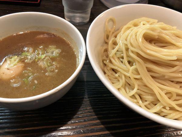 「味玉つけ麺500g」@麺屋 和利道 waritoの写真