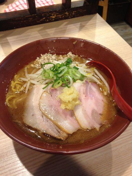 「焼き味噌  吊るし焼きチャーシュー」@拉麺 大公の写真