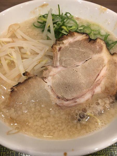 「裏慶次ラーメン¥680」@麺匠 慶次 関大前店の写真