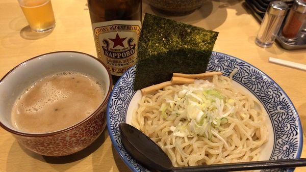 「つけ麺」@北海道らーめん奥原流 久楽 天神店の写真