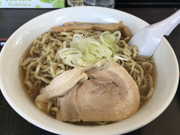 「らー麺 大」@自家製太麺渡辺の写真
