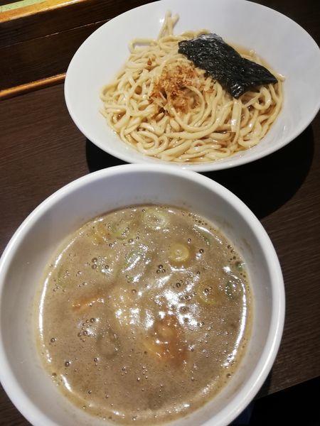 「煮干しつけそば」@麺処 遊 蕨店の写真