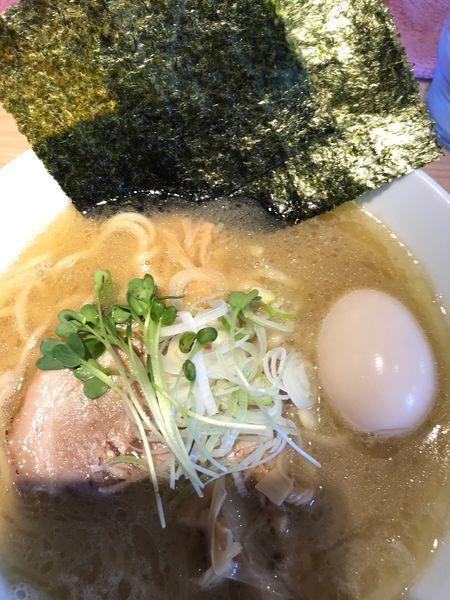 「味玉醤油ラーメン」@杏と桜の写真