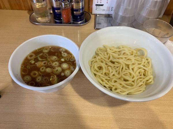 「つけ麺 820円」@つけ麺 わいちの写真