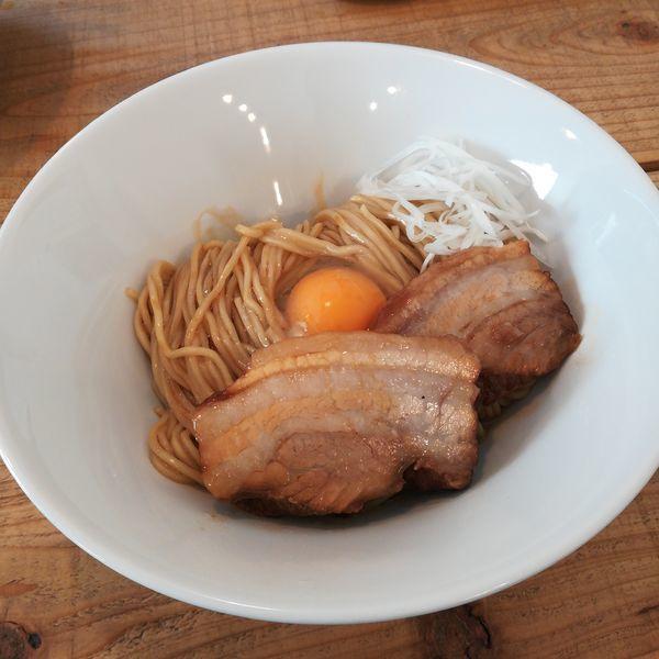 「【限定】釜玉swallow」@The Noodles & Saloon Kiriyaの写真