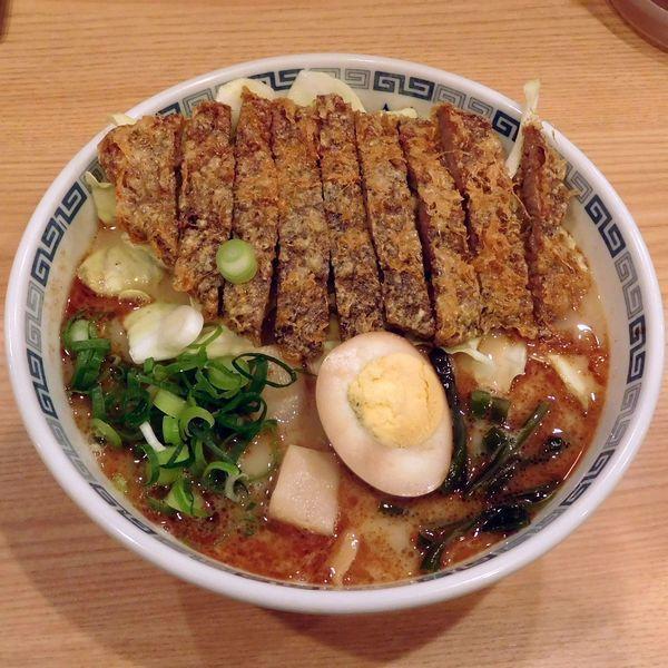 「五香肉麺(1,000円)」@桂花ラーメン 幡ヶ谷北口店の写真